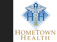 hometown health logo
